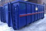 бункер для мусора 27м3