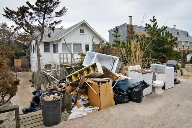 заказать вывоз мусора из квартиры