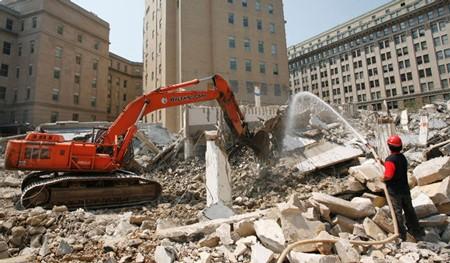 Вывоз и утилизация строительных отходов 2