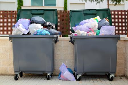 Сбор и вывоз бытового мусора 2