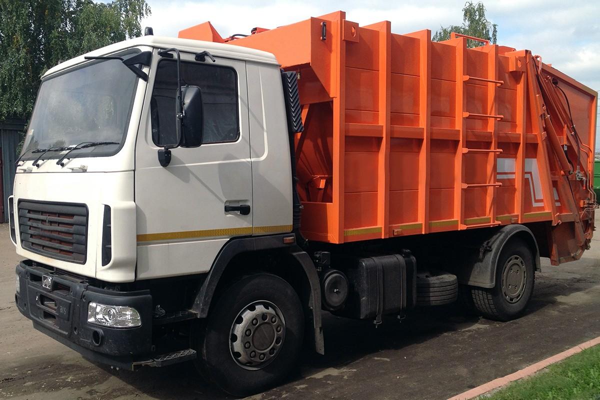 Вывоз мусора из Ивановское