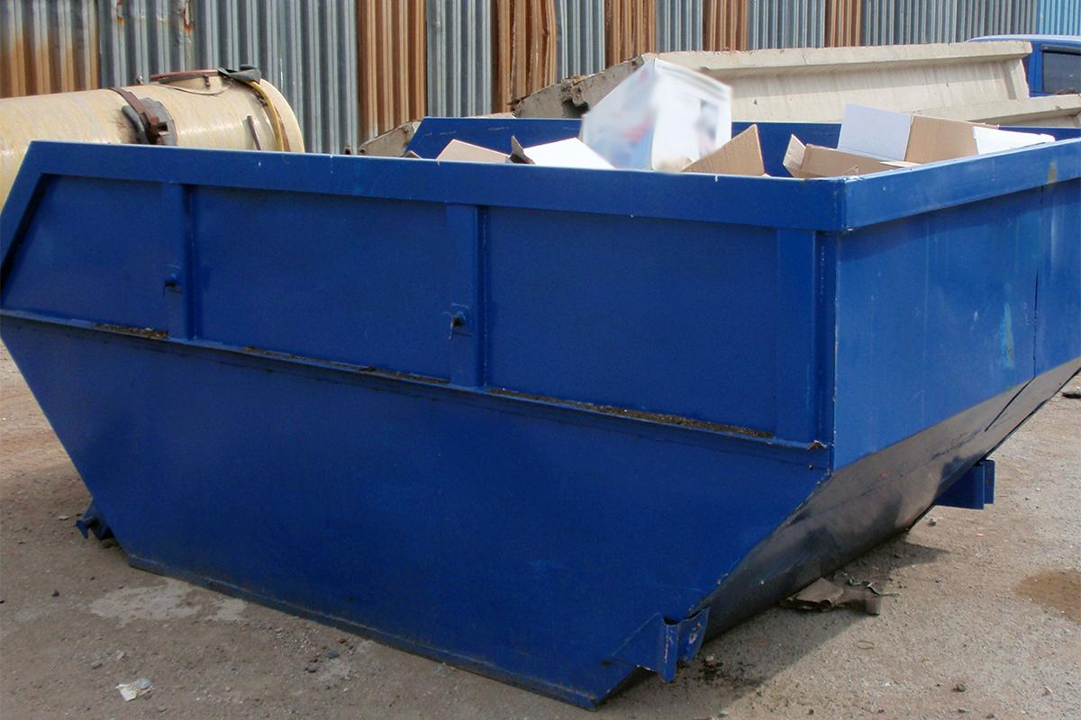 Вывоз мусора из муниципального района Марьина роща