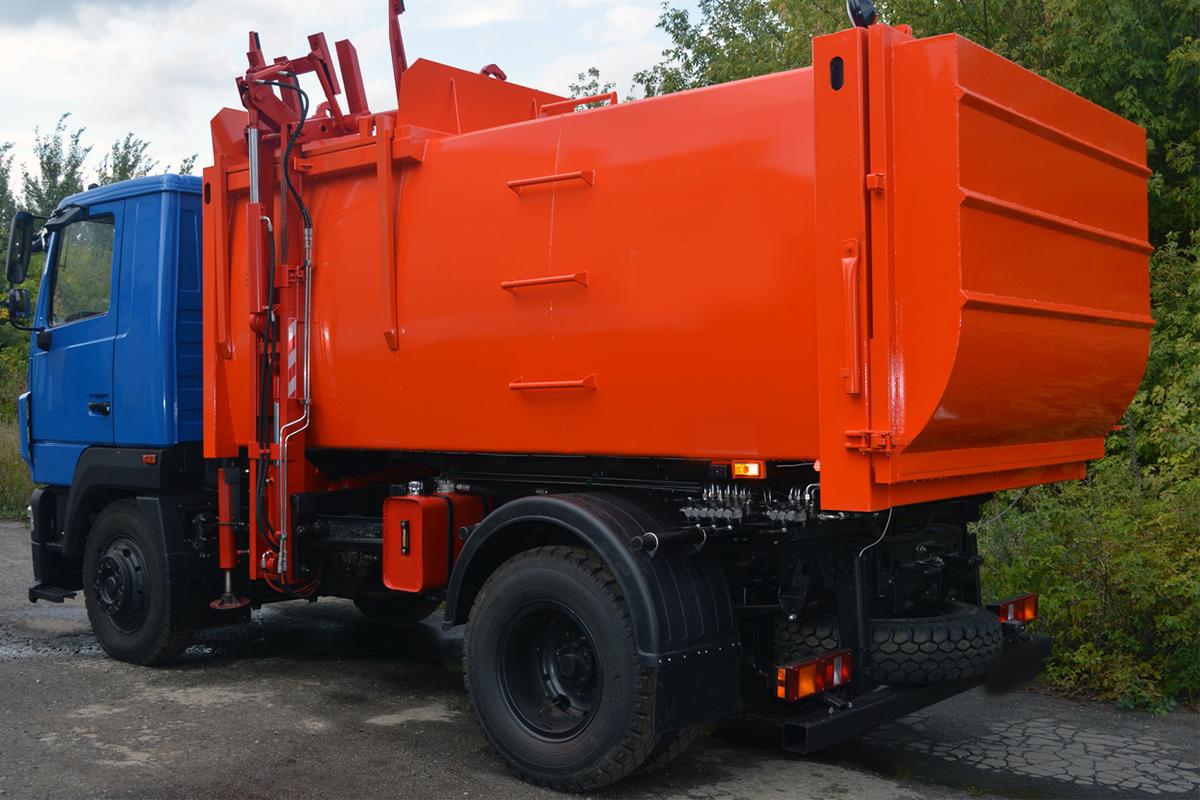 Сбор и вывоз мусора из района Свиблово