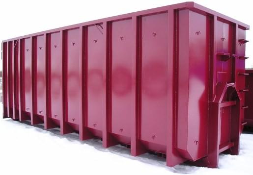 Контейнеры для мусора 27 кубов