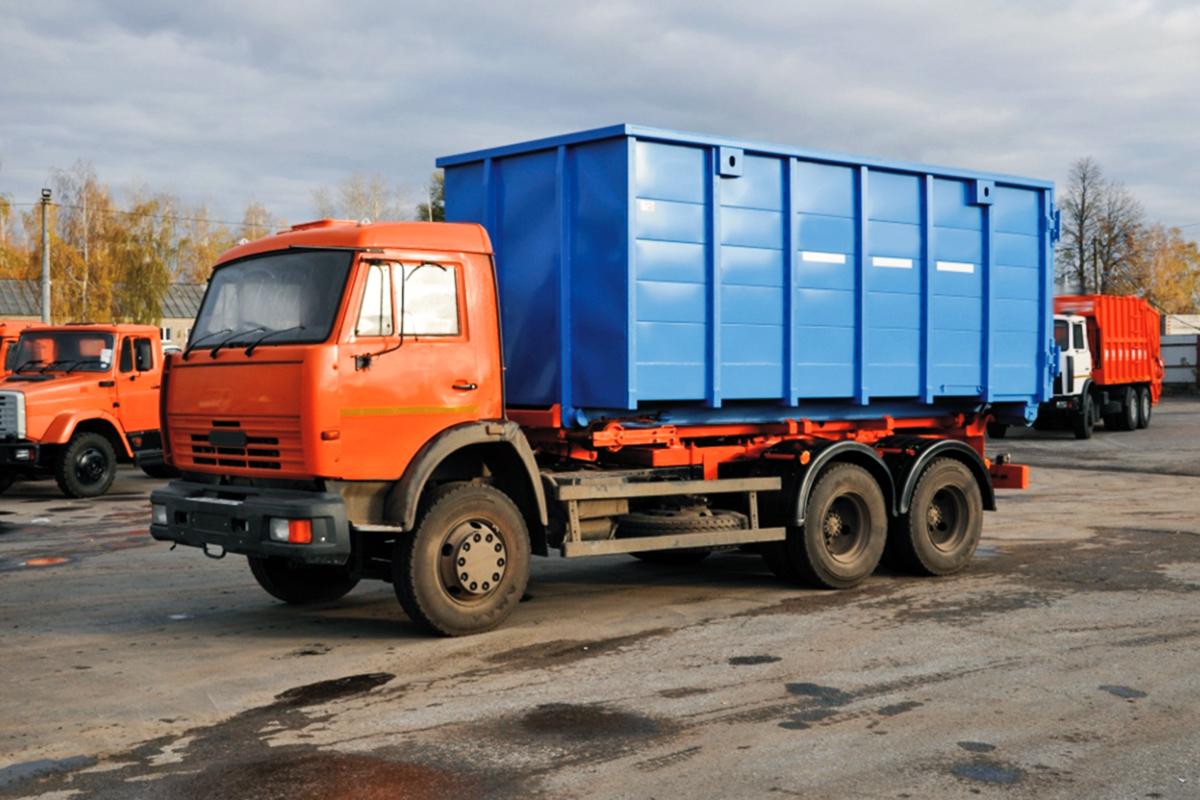 Сбор и вывоз мусора в Марьино