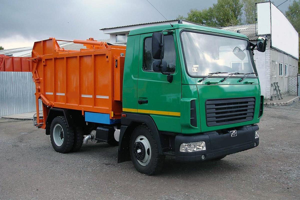 Вывоз мусора из района Некрасовка