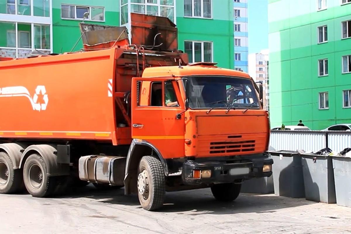 Вывоз мусора из Нижегородского района