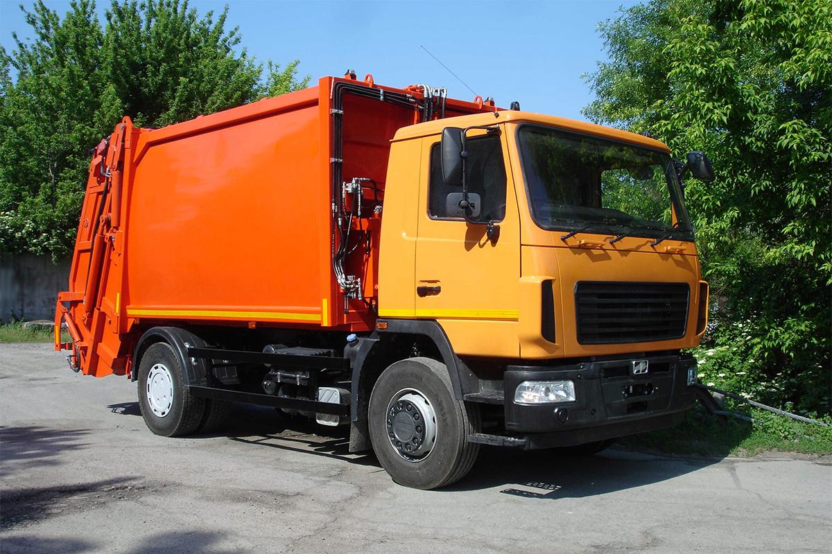 Вывоз мусора из Рязанского района