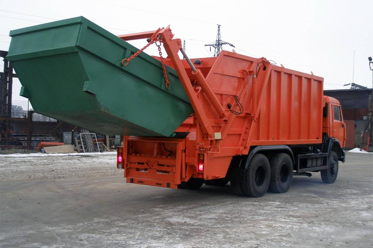 Вывоз мусора из Тверского района