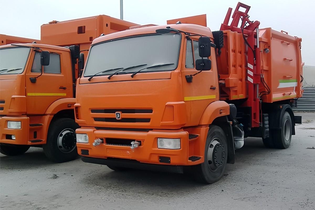Вывоз мусора из муниципального района Тимирязевский