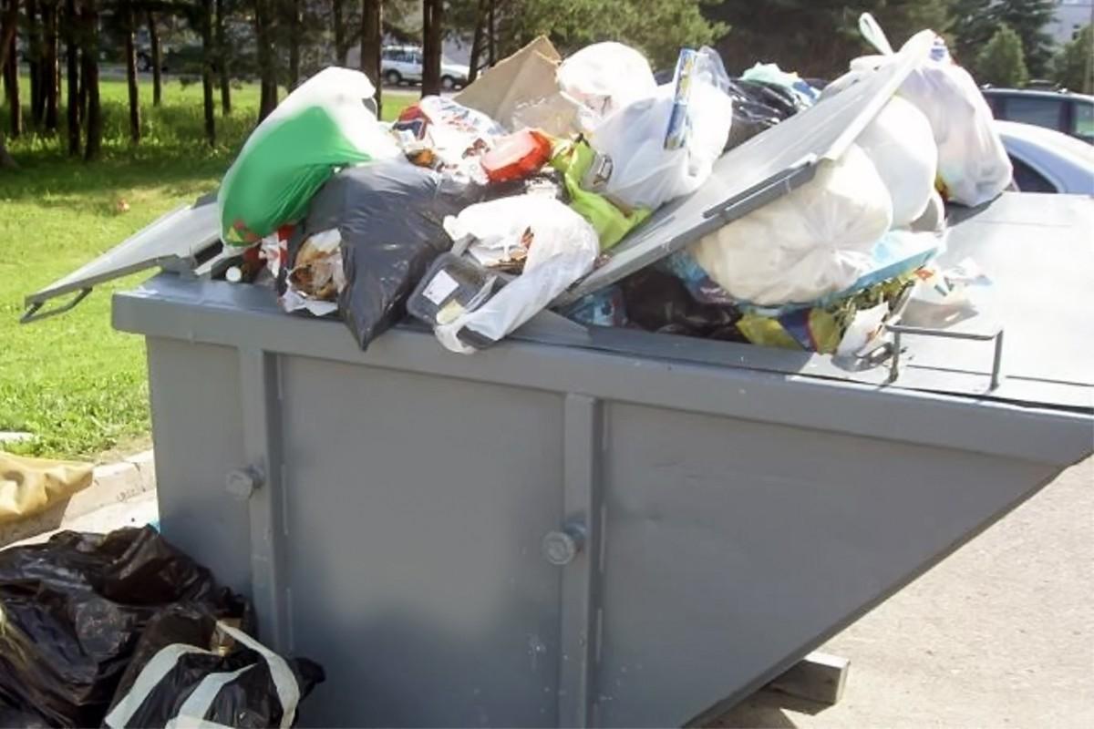 Вывоз мусора из Мытищи