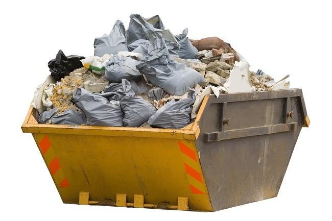 Расценки на вывоз строительного мусора