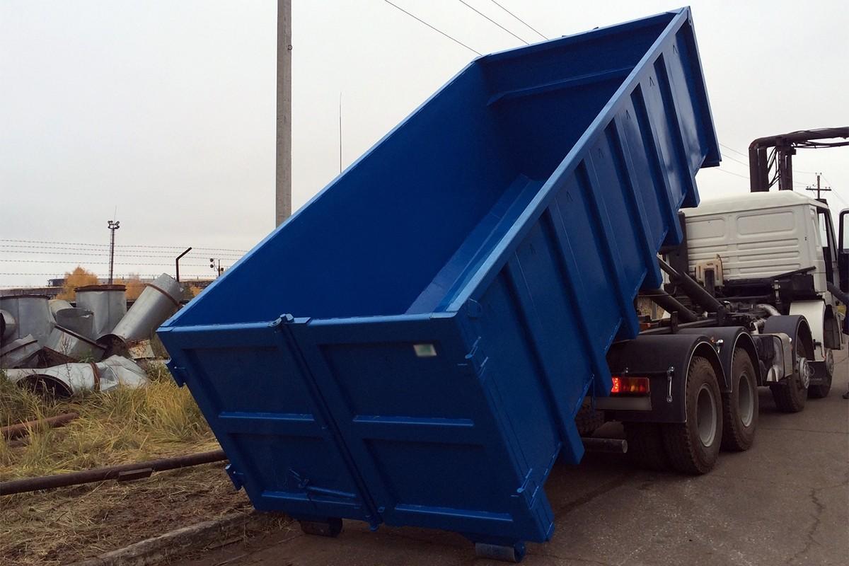Быстрый и удобный вывоз мусора от ст. м. Дмитровская