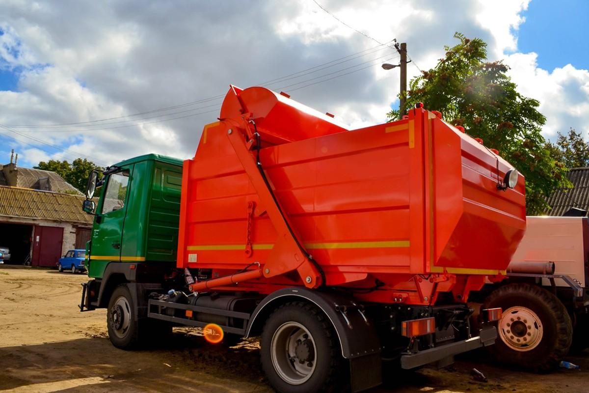 Оперативный и комплексный вывоз мусора от станции метро Смоленская