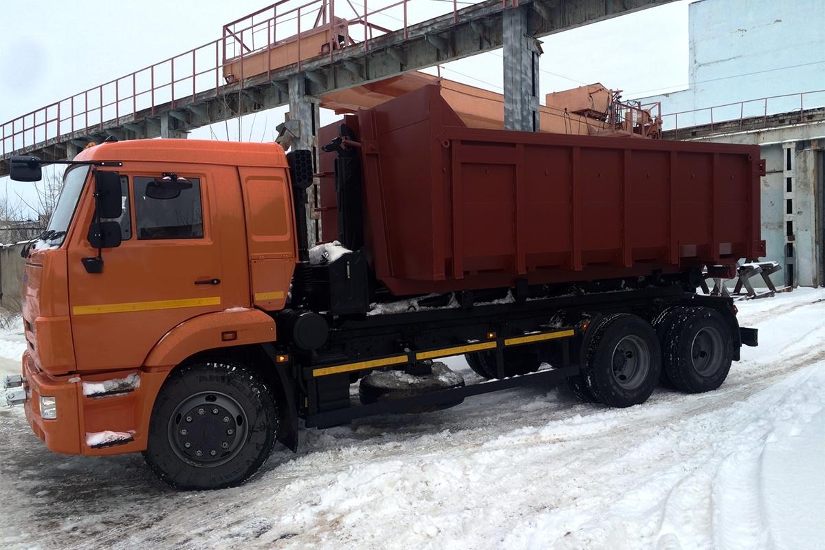 Оперативный вывоз мусора от станции метро Бульвар Рокоссовского