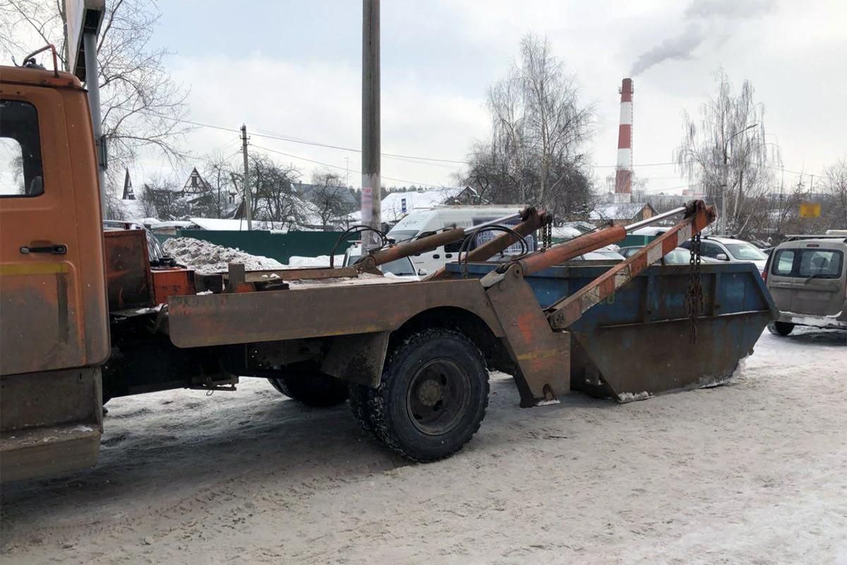 Оперативный вывоз мусора от станции метро Волгоградский проспект