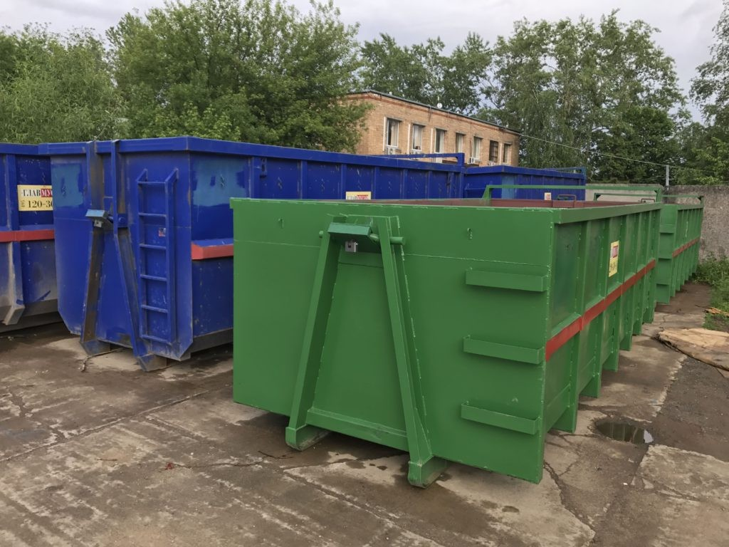 Вывоз мусора. Как заключить договор?